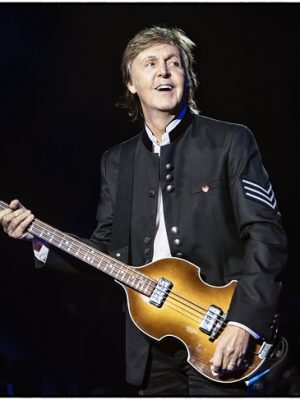 Paul McCartney OneOnOne tour 2017